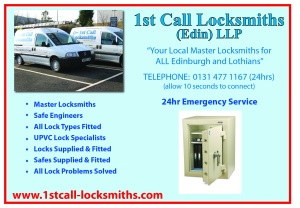 1st Call Locksmiths HP