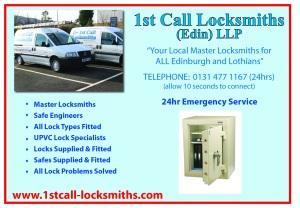 1st Call Locksmiths HP