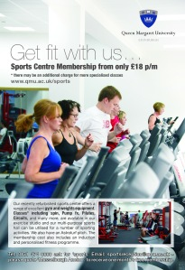 Musselburgh Gym advert.indd